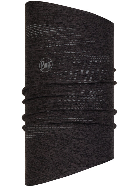 Buff Dryflx Neckwarmer Reflective-Black